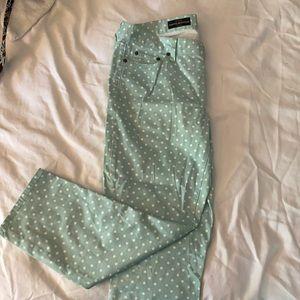 JCrew Matchstick Pants